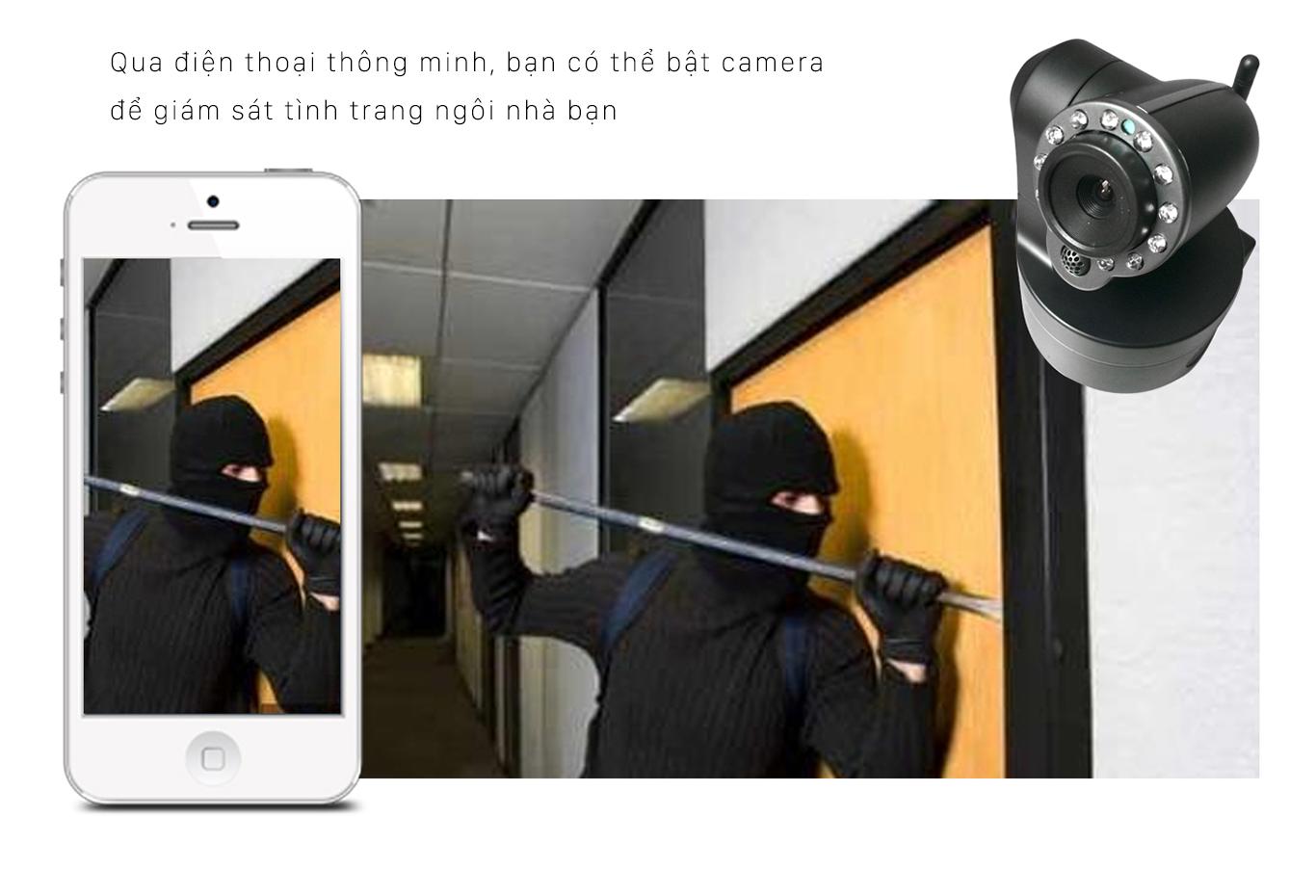 hệ thống an ninh arkos
